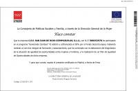 Plan de Igualdad, CEE, Ciempozuelos
